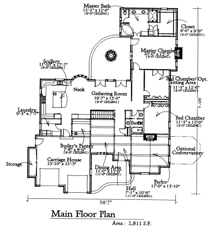 Storybook house plans australia for Story book house plans