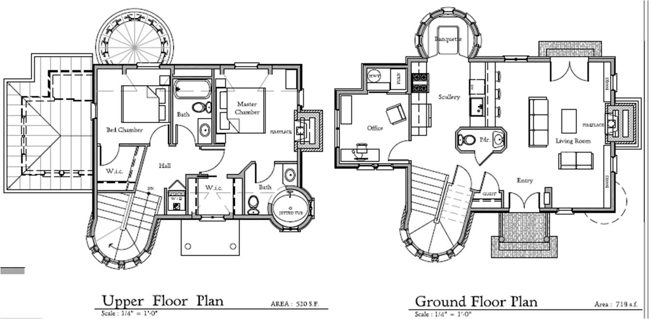 House plans storybook cottage image home and style for Storybook homes plans