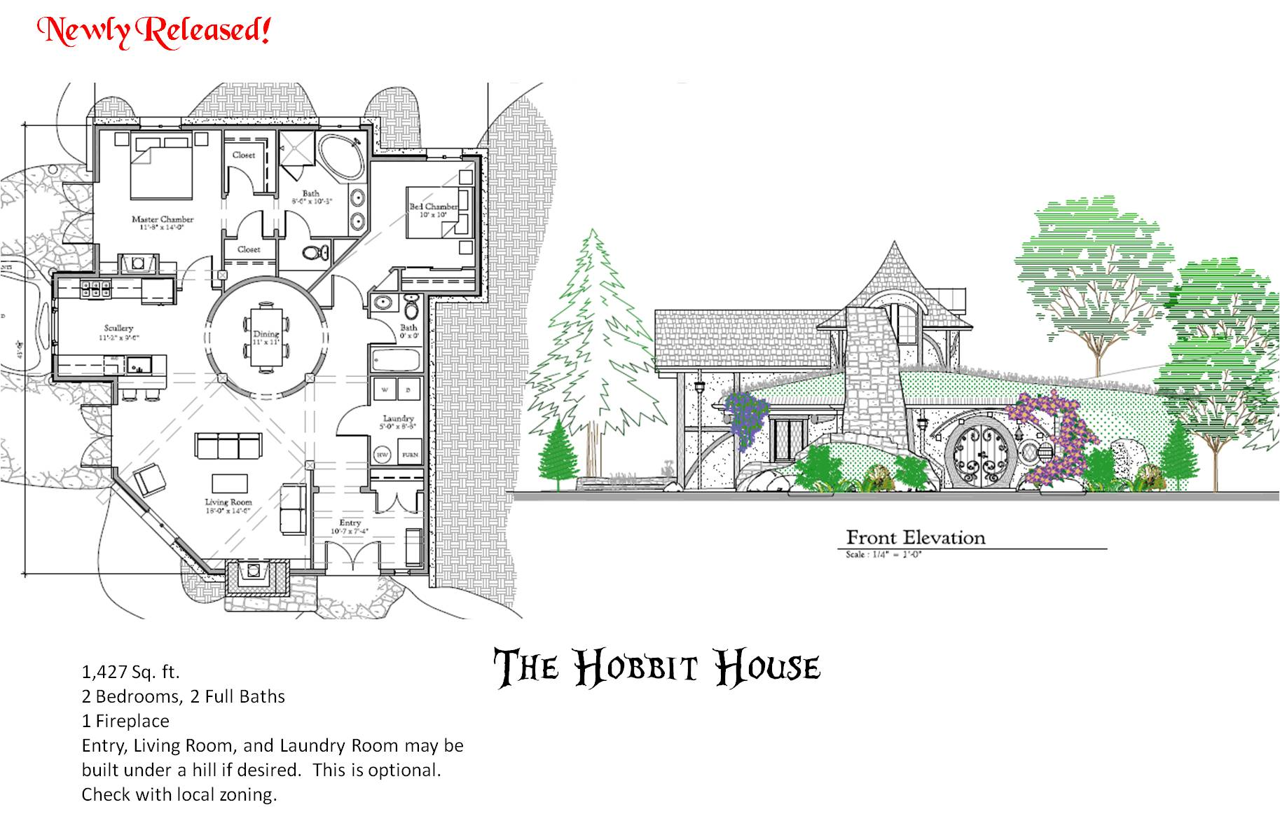 Storybook House Plans Joy Studio Design Gallery Best