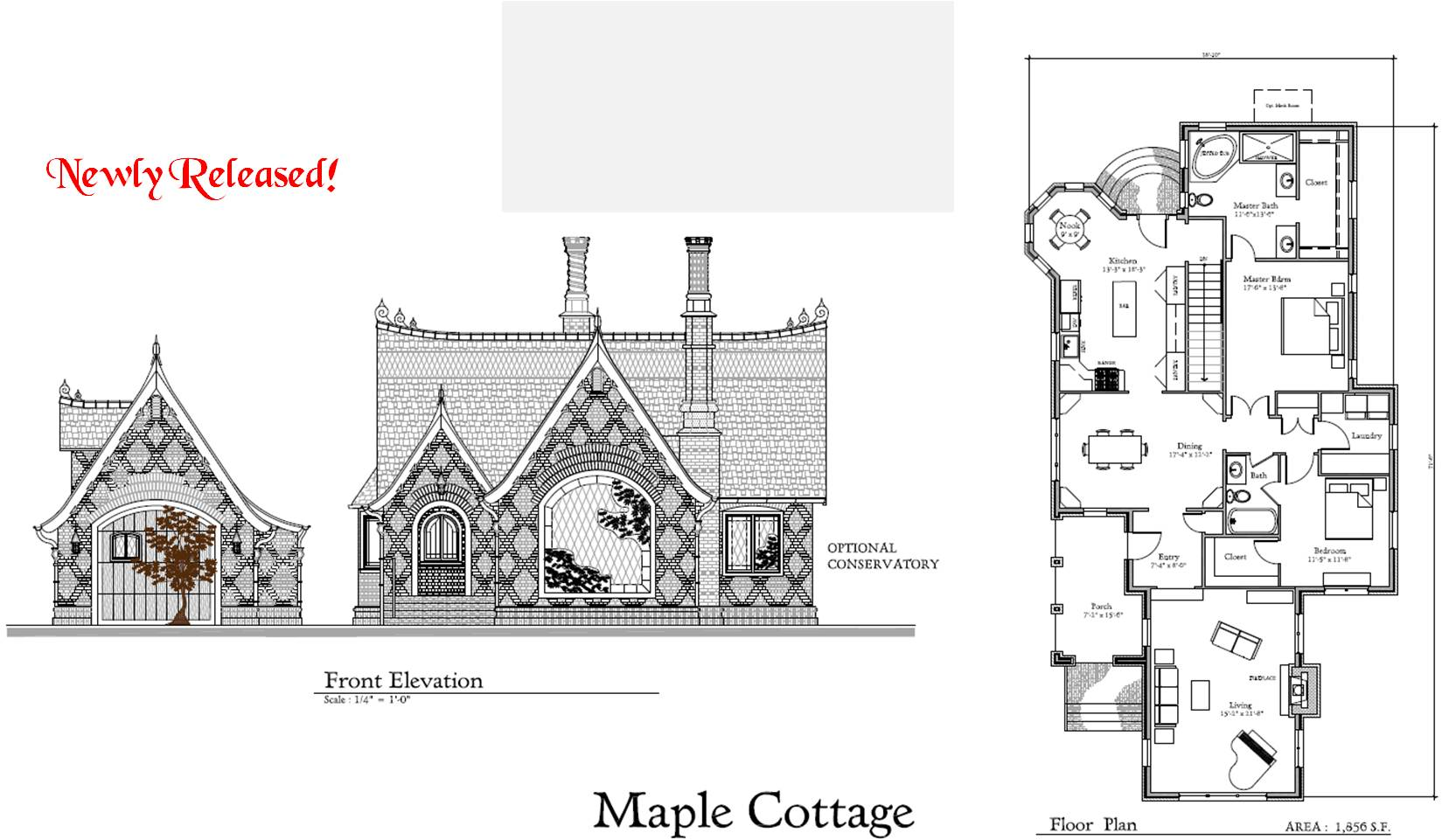 New custom homes in maryland authentic storybook homes for Story book house plans