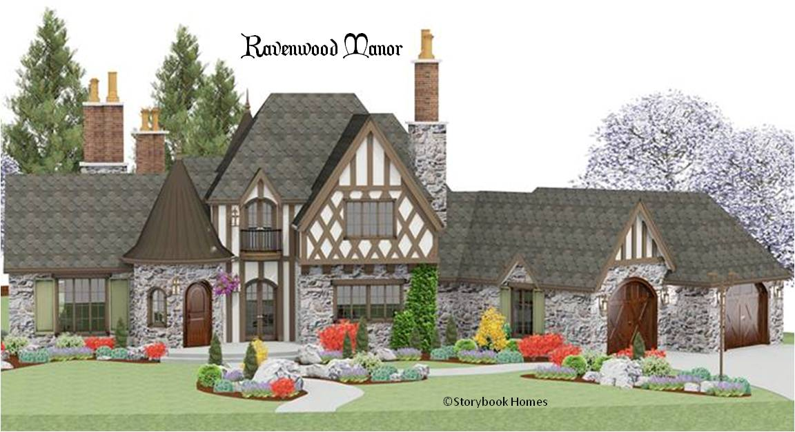 New Custom Homes in Maryland - Authentic Storybook Homes in
